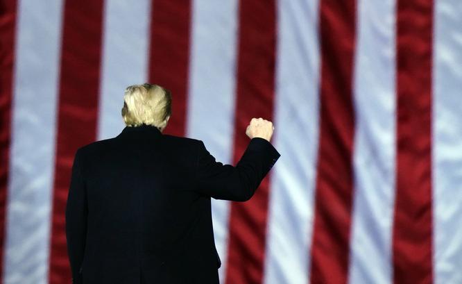 Trump mulling self-pardon, sources say