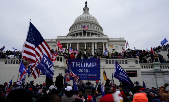 US attorneys around the country condemn Capitol protest while FBI Director calls protesters out