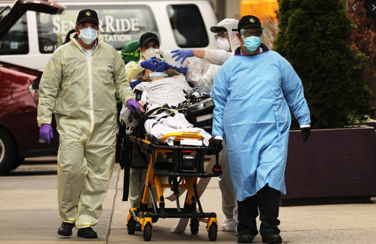 U.S. Covid Deaths May Sustain Near-Record Pace Through January