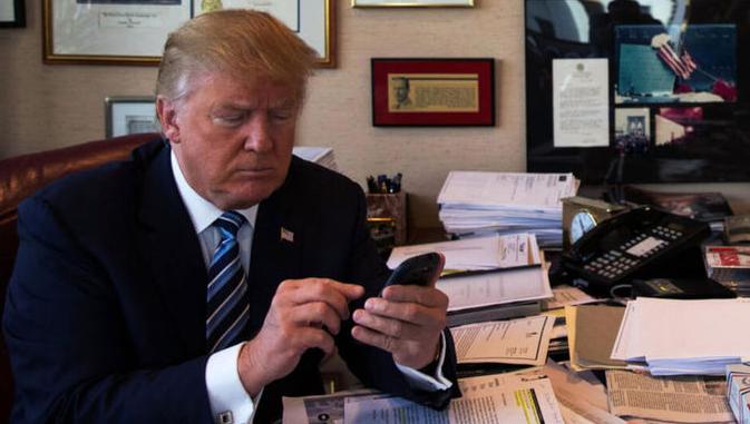 Social platforms flex their power, lock down Trump accounts