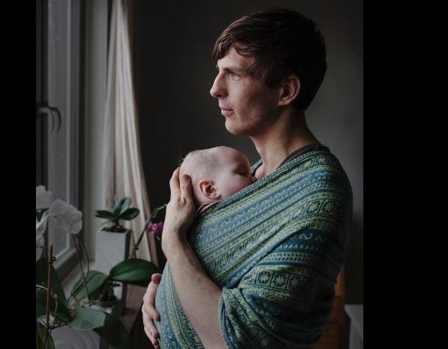 Dads cherish Sweden's parental leave